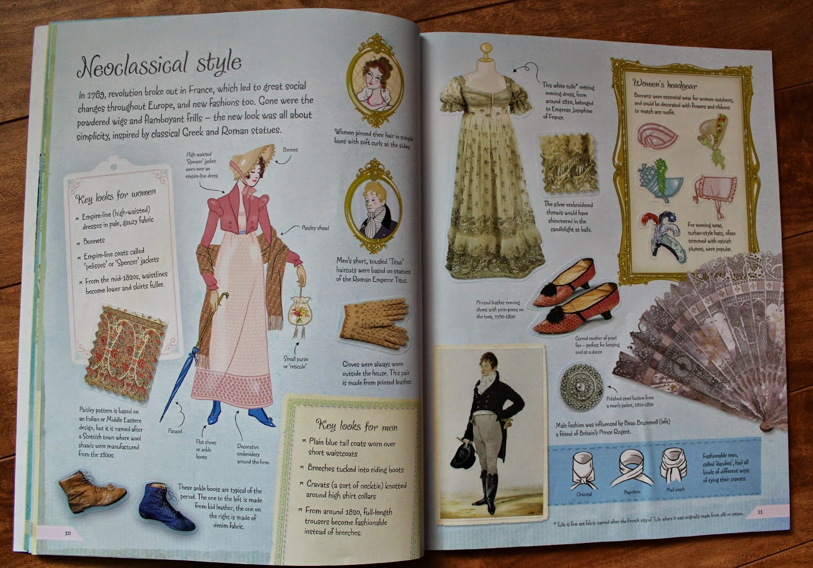 Historical Fashion Sticker Books Book Sharing Monday Life On A Canadian Island